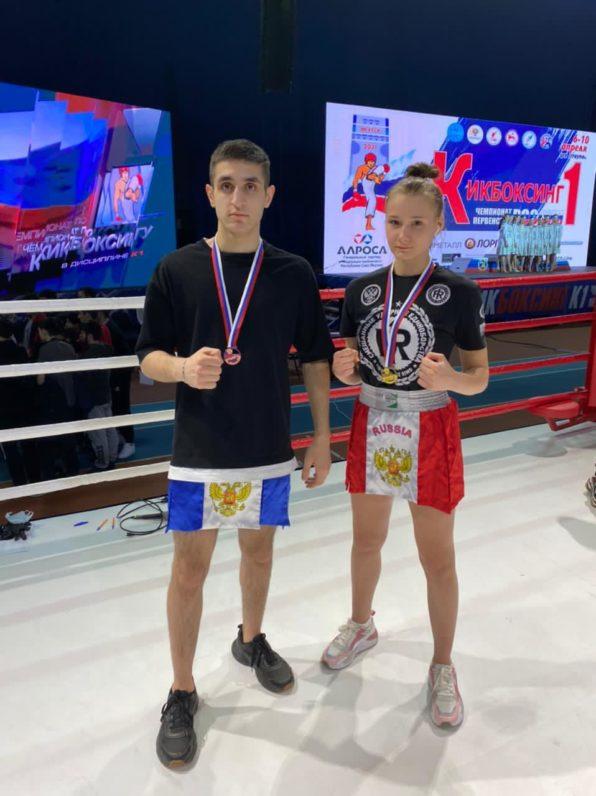 Первенство России по кикбоксингу в дисциплине К1