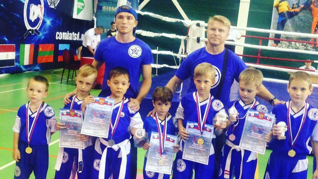 Всероссийский турнир по кикбоксингу «Кубок Черного моря «