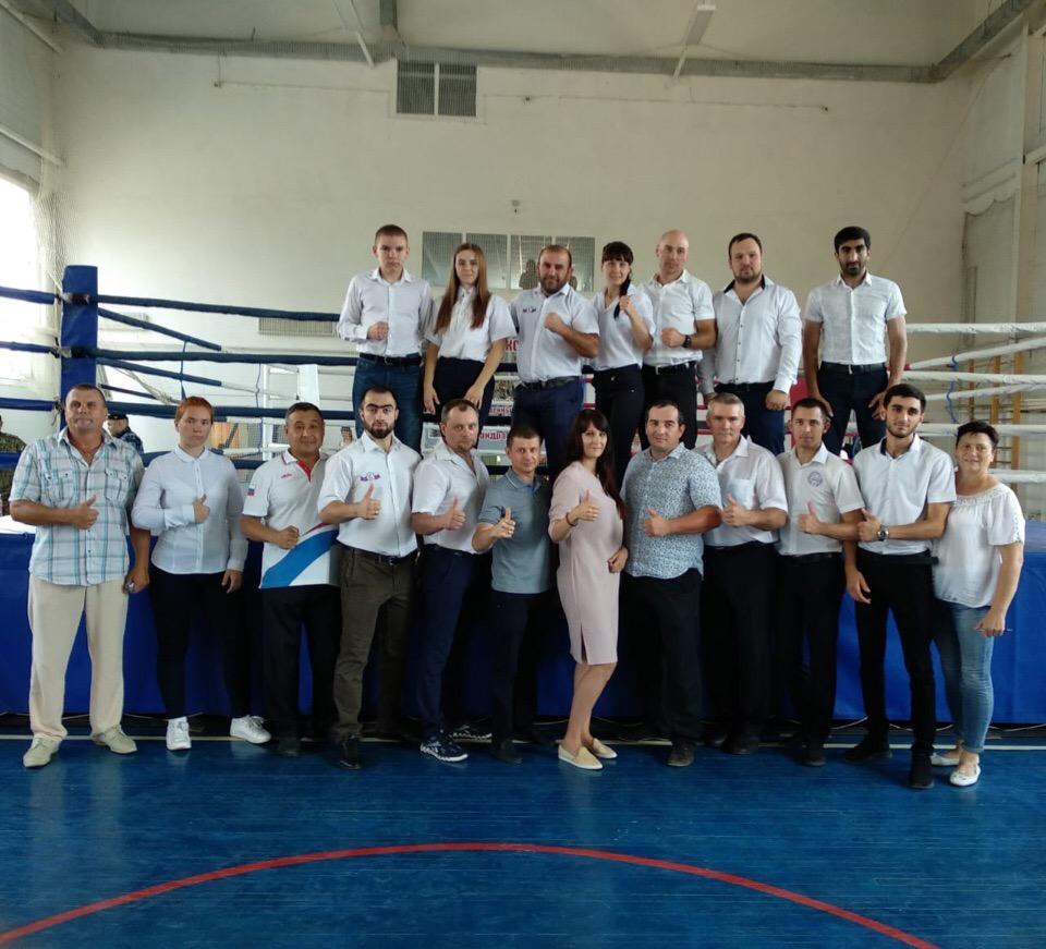 12 Традиционный турнир по Кикбоксингу