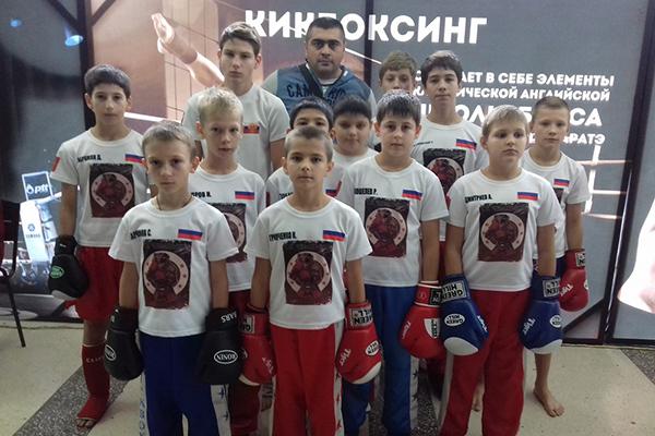Фестиваль «Дети в спорт»